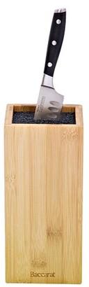 Baccarat Universal Knife Holder Bamboo