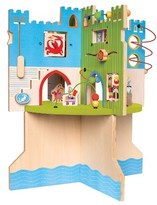 Toddler Manhattan Toy Storybook Castle Activity Center