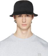 Acne Studios Black Buk A Bucket Hat