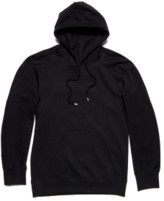 Arnold & Co - Black Forge Denim Ribbed Hoodie - S - Black