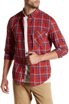 Timberland Long sleeve Allendale Plaid Shirt
