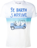 MC2 Saint Barth J'arrive T-shirt - men - Cotton - XXL