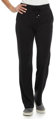 Croft & Barrow Women's Drawstring Lounge Pants