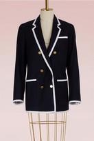 Thom Browne Melton wool coat