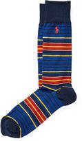 Polo Ralph Lauren Striped Trouser Socks