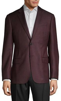 Armani Collezioni G-Line Virgin Wool Sportcoat