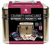 Red Carpet Manicure Pro Kit with Train Case