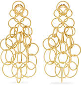 Buccellati Hawaii 18-karat Gold Earrings - one size