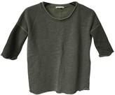 James Perse Green Cotton Knitwear for Women