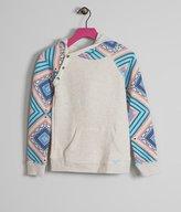 Roxy Girls Printed Sweatshirt