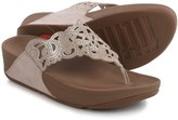 FitFlop Flora Sandals - Suede (For Women)