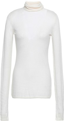 Zimmermann Knitted Turtleneck Top