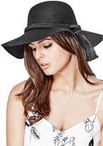 GUESS Floppy Tassel Hat