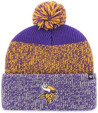 '47 Adult Minnesota Vikings Static Beanie