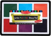 Melissa & Doug Jumbo Multi-Color Stamp Pad