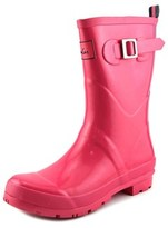 Joules Kelly Welly Round Toe Synthetic Rain Boot.