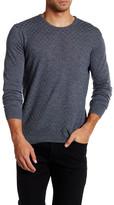 Slate & Stone Merino Wool Basket Weave Sweater
