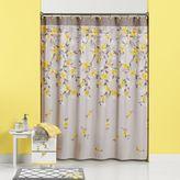 Saturday knight ltd. Spring Garden Floral Fabric Shower Curtain