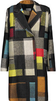 Preen by Thornton Bregazzi Mina checked wool coat