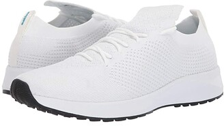 Native Mercury 2.0 Liteknit (Shell White/Shell White/Jiffy Rubber) Shoes