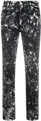 Stella McCartney Galaxy boyfriend-fit jeans