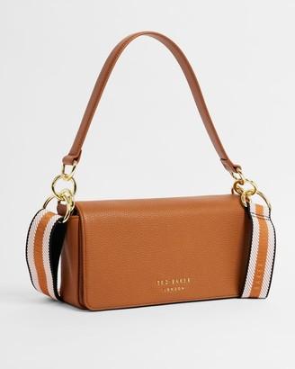 Ted Baker Webbing Strap Box Shoulder Bag