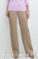 J. Jill Linen Full-Leg Pants