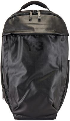 Yohji Yamamoto Y-3 Classic Backpack in Black | FWRD