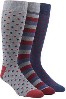 The Tie Bar The Red Sock Pack