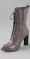 Glazed Jeana High Heel Granny Boot