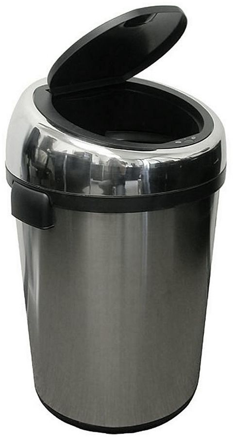 iTouchless 18-Gallon Stainless Steel Automatic Sensor Touchless Trash Can