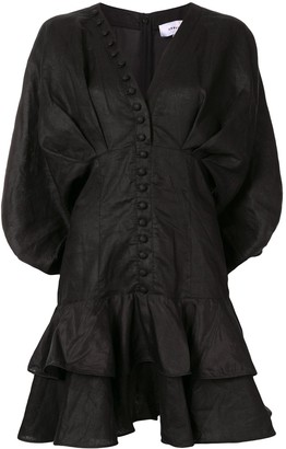 Joslin Presley ruffled mini dress