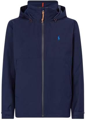 Polo Ralph Lauren Waterproof Hooded Windbreaker Jacket