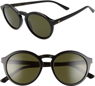 ELECTRIC Moon 52mm Round Sunglasses