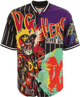 Dolce & Gabbana Leopardking Shirt