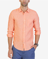 Nautica Men's Slim-Fit Chambray Shirt