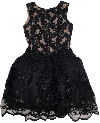 Loyd/Ford Black Lace Dress for Women