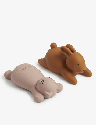 Liewood Vikky rubber bath toys set of two