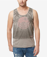 Buffalo David Bitton Men's Tiwave Graphic-Print Cotton Tank