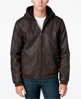 Levi's Men's Hooded Bomber Jacket