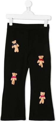 Vivetta Kids Teddy Charm Trousers