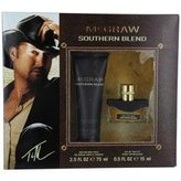 Tim McGraw Cologne 2 Piece Gift Set for Men (Eau de Toilette Spray, Haor and Body Wash)