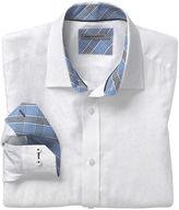 Johnston & Murphy Tonal Circle Jacquard Shirt
