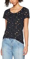 Ichi Women's Leopard SS T-Shirt