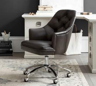 Admirable Swivel Desk Chair Shopstyle Pabps2019 Chair Design Images Pabps2019Com