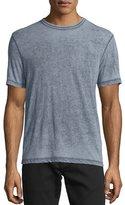 John Varvatos Burnout Short-Sleeve T-Shirt, Dark Indigo