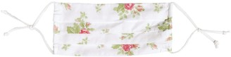 Merritt Charles Gardenia Face Mask - Vintage Florals With Knot