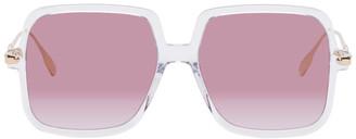 Christian Dior Transparent DiorLink1 Sunglasses