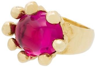 MONDO MONDO Diva stone-embellished ring
