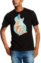 Joe Browns Men's Pin up Guitar T-Shirt